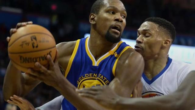 NBA weekend review: Kevin Durant quiets OKC crowd