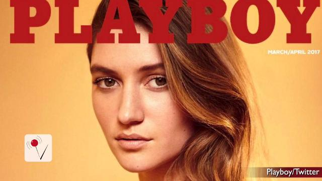 After announcing that nude photography was no more at Playboy, the iconic magazine is reversing course. Veuer's Nick Cardona (@nickcardona93) has the story.