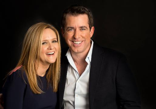 "Samantha Bee and Jason Jones talk about their TBS show ""The Detour"""