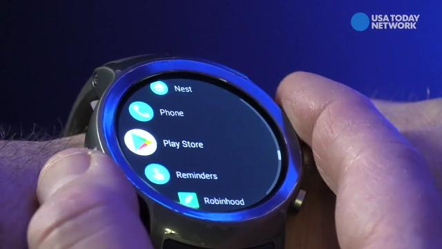 Check out the features of Google's latest smartwatch