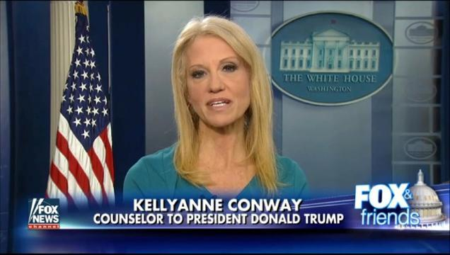 What Kellyanne Conway did wrong and what's next