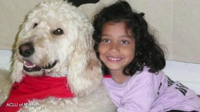Victory for a girl and her dog in the Supreme Court