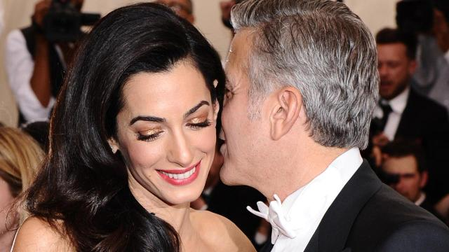George Clooney just landed his biggest role yet: Dad