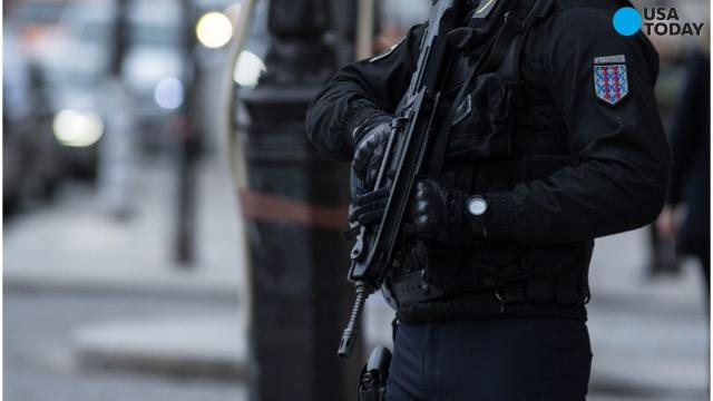 Girl, 16, arrested in France's thwarted terror attack plan