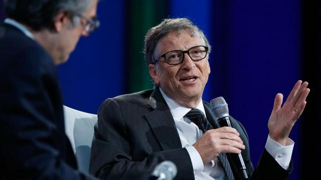 Bill Gates thinks robots should pay taxes like the rest of us