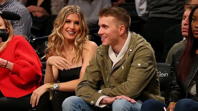 After betting a fan the Falcons would win Super Bowl LI, Tennis star and SI Swimsuit model Genie Bouchard took a Pats fan on a date.