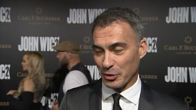 'John Wick' director on movie violence: 'Enjoy the ride'