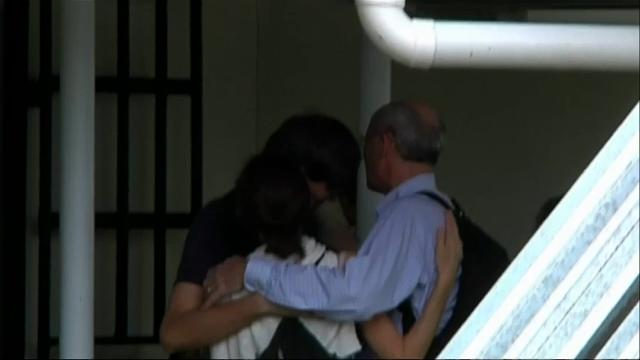 Raw: U.S. Tourist Found Dead on Panama Island