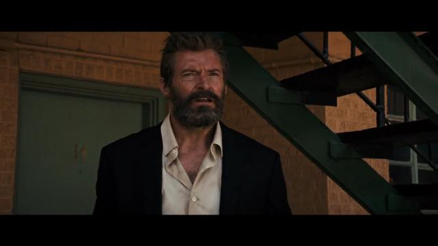 Hugh Jackman co-stars with Patrick Stewart and reprises his 'X-Men' role as Wolverine for the action film 'Logan,' directed by James Mangold.