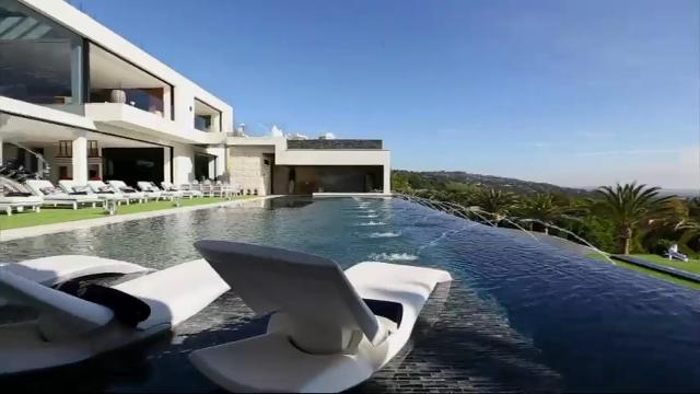 Perks Galore Inside 250 Million Dollar Mansion