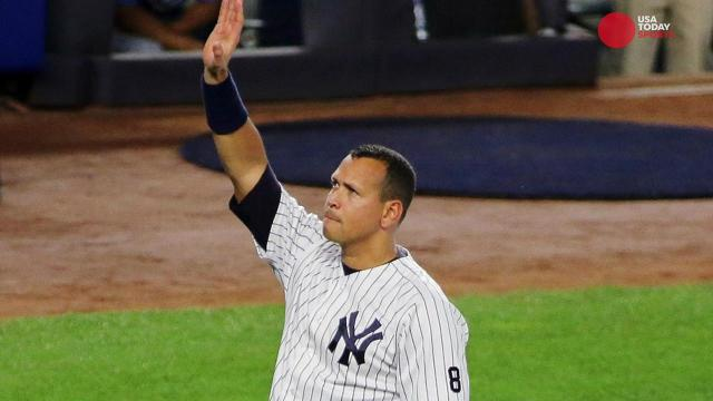 Alex Rodriguez confirms his retirement