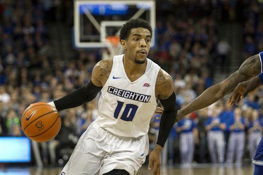 Felony arrest warrant issued for Creighton guard Maurice Watson Jr.