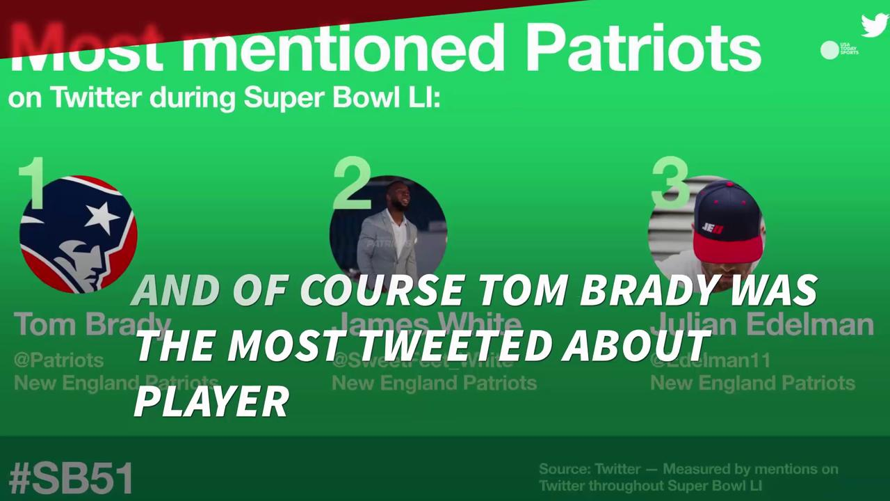 Here's a look at some of the best moments on Twitter during Super Bowl LI.