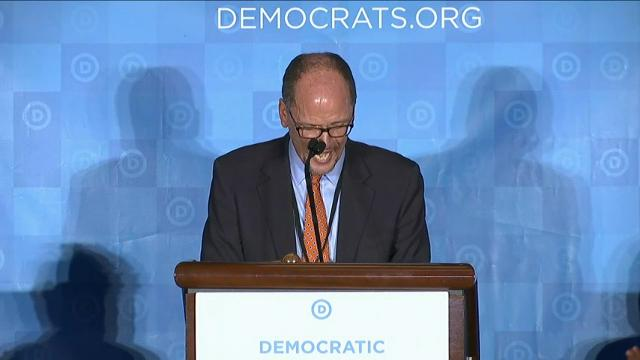 Democrats are poised to choose a new national party chairman who will try to turn opposition to President Donald Trump into more election victories.  The top candidates include former Labor Secretary Tom Perez and Minnesota Rep. Keith Ellison. (Feb. 25)
