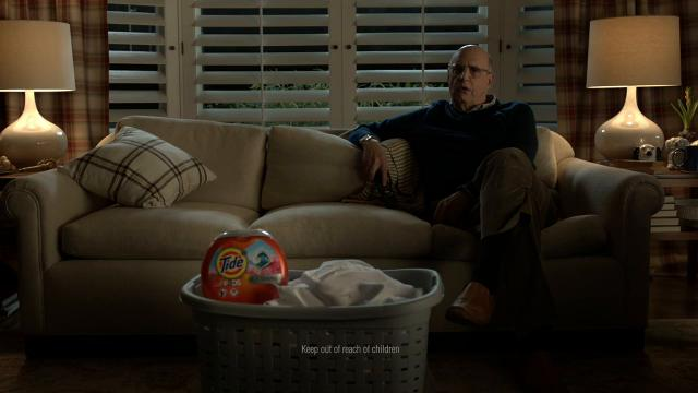Tide debuts the second part of it's humorous Super Bowl ad.