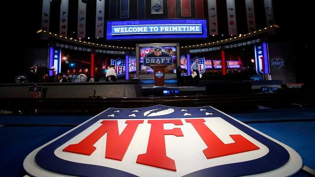 The NFL draft is just a few months away.