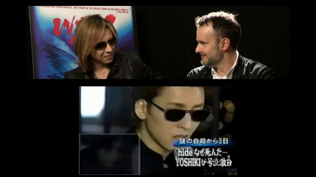 Yoshiki's sad, inspirational documentary