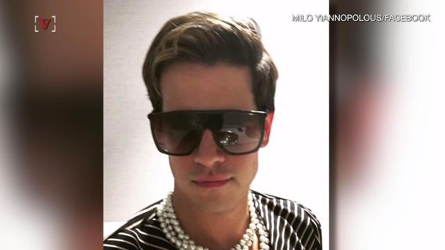 Milo Yiannopoulos yanked from conservative conference