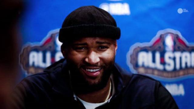 Shortly after the Western Conference won the All-Star Game in New Orleans, DeMarcus Cousins found out he was being traded to the city in which he was already.