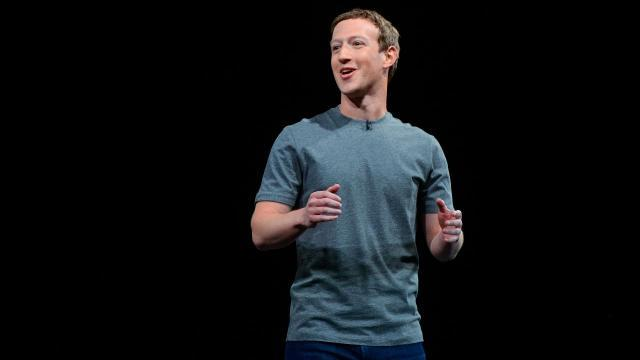 Zuckerberg wants Facebook to stand against anti-globalization movement