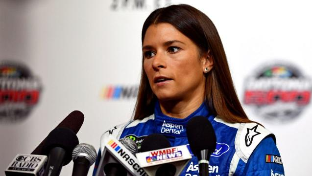 Jamie Little: No wins in Danica Patrick's future