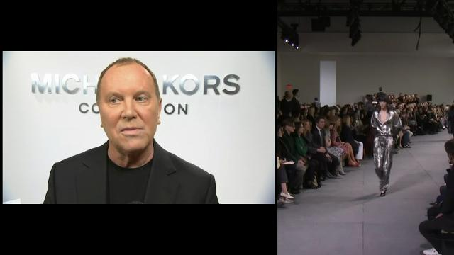 Michael Kors' 'sneaky sexiness'