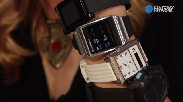Trying to figure out the best gadget to decorate your wrist? Tech expert Jennifer Jolly breaks down the best smartwatches.