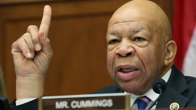 The Congressional Black Caucus is finally meeting with President Donald Trump, according to one of its prominent members. Video provided by Newsy