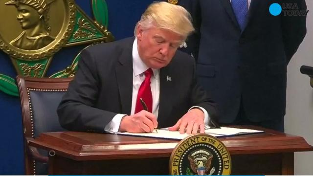 """A draft document by the Department of Homeland Security found that citizenship is """"likely an unreliable indicator"""" of terrorist activity in the United States, a conclusion that appears to undercut the Trump administration's plan to temporarily restrict entry to the U.S. of nationals from seven predominantly Muslim nations."""