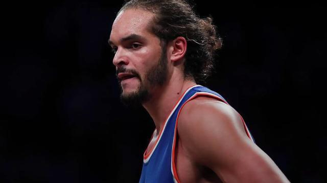 Knicks' Joakim Noah to undergo knee surgery