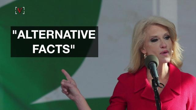 Merriam-Webster defines 'feminism' for Kellyanne Conway