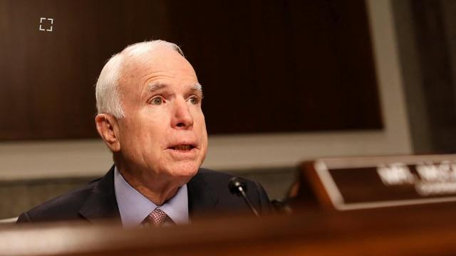 John McCain calls for a special committee on Trump and Russia
