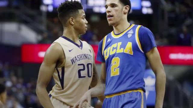 Lonzo Ball vs. Markelle Fultz: Tale of the tape