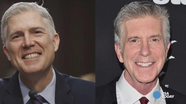Are SCOTUS nominee and 'DWTS' host long-lost twins?