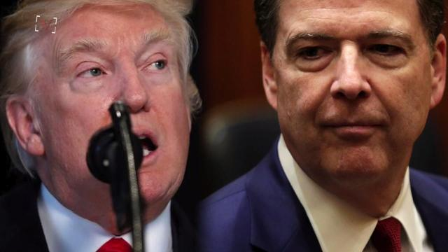 FBI's Comey to DOJ: Reject Trump's Wiretapping Allegation