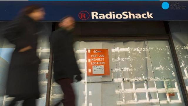 Radio Shack files for bankruptcy... again