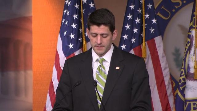 Ryan on Health Bill: \u0022Doing Big Things is Hard\u0022