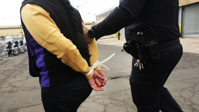 Citing a desire to help police curb crime and drug use, the Justice Department will no longer actively sue police departments for civil rights abuses. Video provided by Newsy