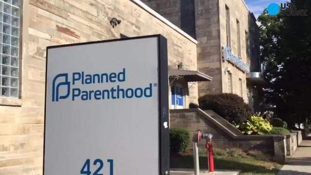 Two charged for secretly filming Planned Parenthood