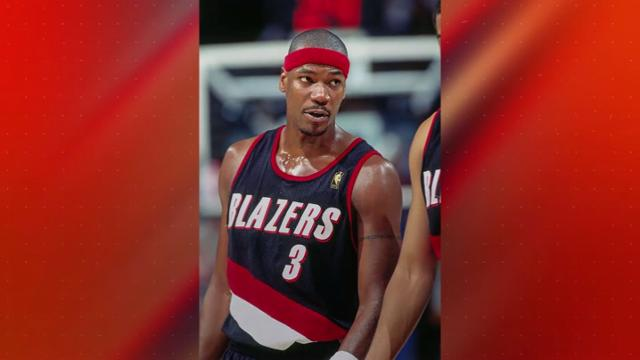 Ex-Portland Trail Blazer Cliff Robinson was hospitalized after suffering a minor brain hemorrhage.
