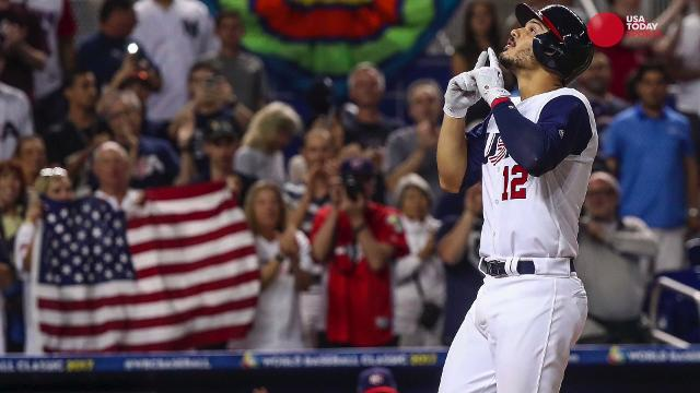 9b19ad37 rssfeeds.freep.com USA slugs two homers in 8th inning, stuns Venezuela in  World Baseball Classic