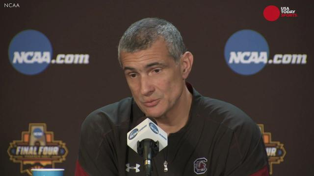 Frank Martin: Team would have no issues visiting White House