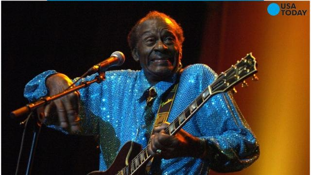 Chuck Berry, 'Father of Rock 'n' Roll,' dies at 90