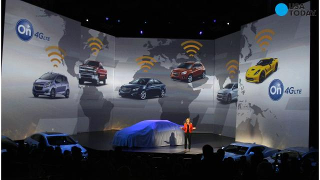 GM offers unlimited data for OnStar hotspots