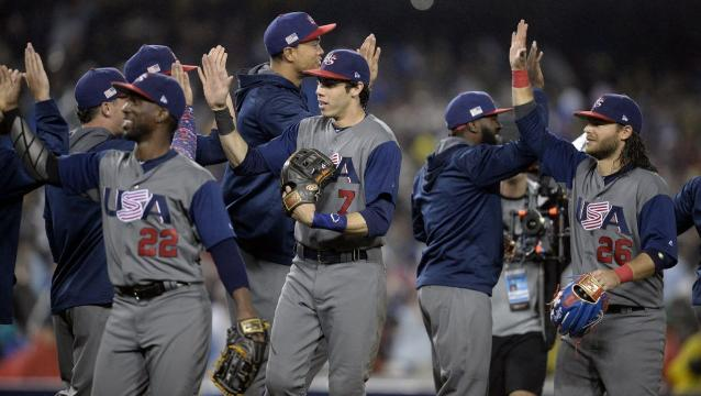 Team USA advances to WBC championship