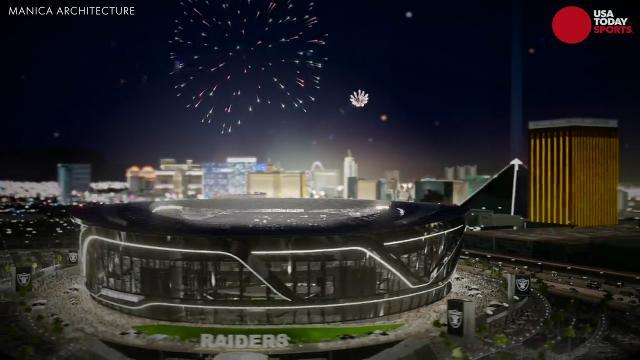 The Las Vegas Raiders' stadium is going to be awesome