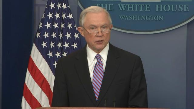 AG Jeff Sessions: Sanctuary cities must end
