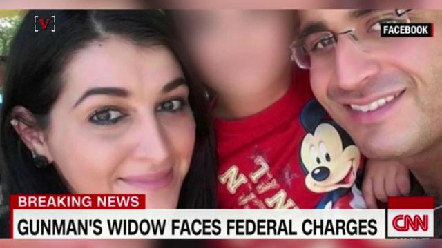 Unusual move in the case of Orlando nightclub shooter's wife