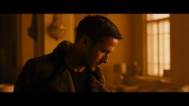 Leto's 'incredible' 'Blade Runner' scenes with Ford