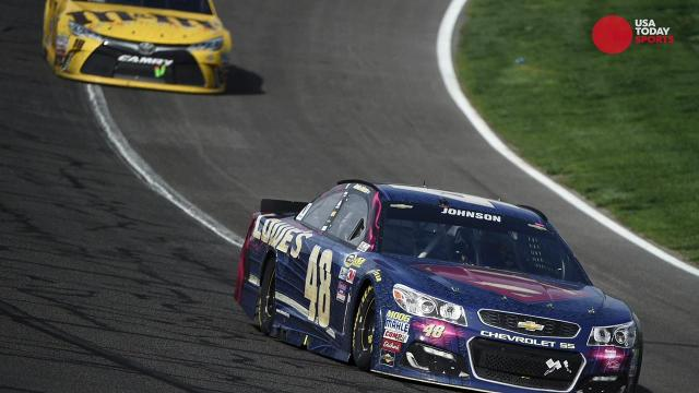 Drivers to watch in NASCAR race at Fontana